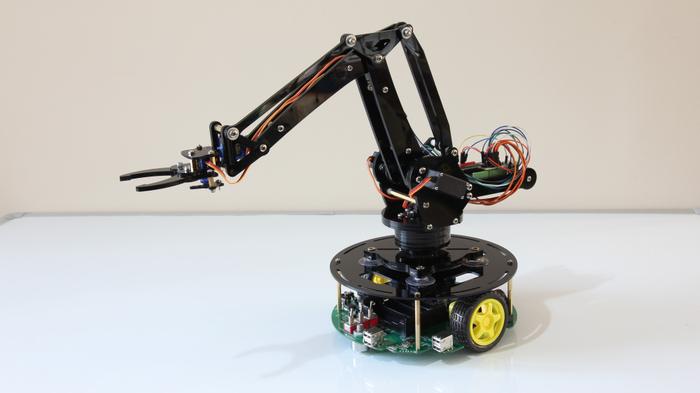 Цена своими руками робота