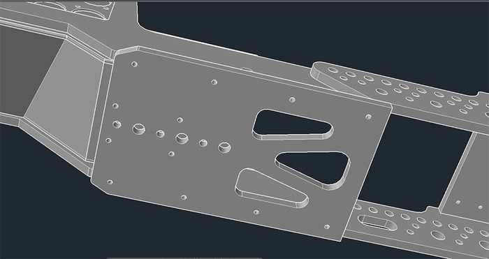 M4 VCT type plate hole pattern. Just in case.