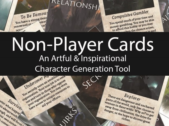 Non-Player Cards