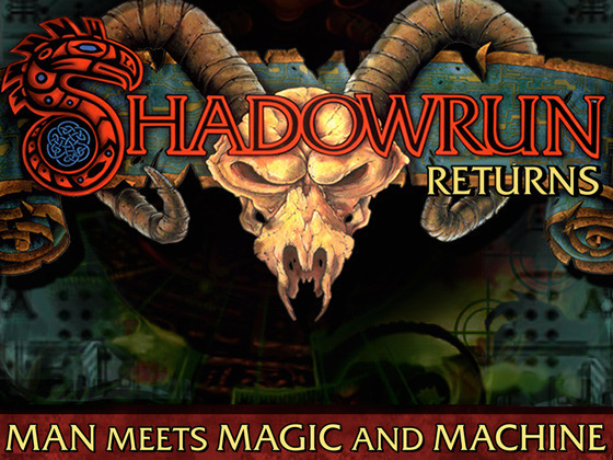 Shadowrun Returns sur Kickstarter