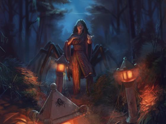 Kaidan Campaign Setting (PFRPG)