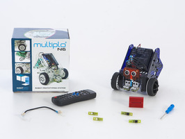 Multiplo: Create Your Own Robot