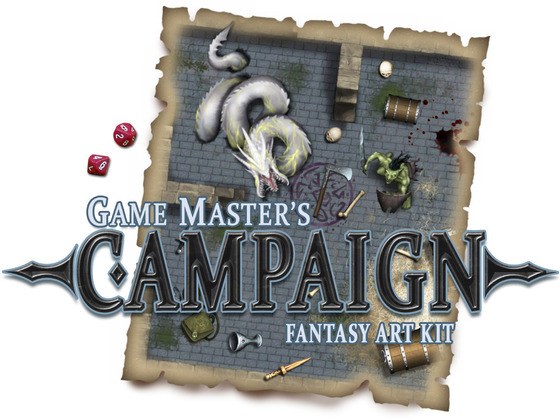 Game Master's Campaign - The Fantasy art kit