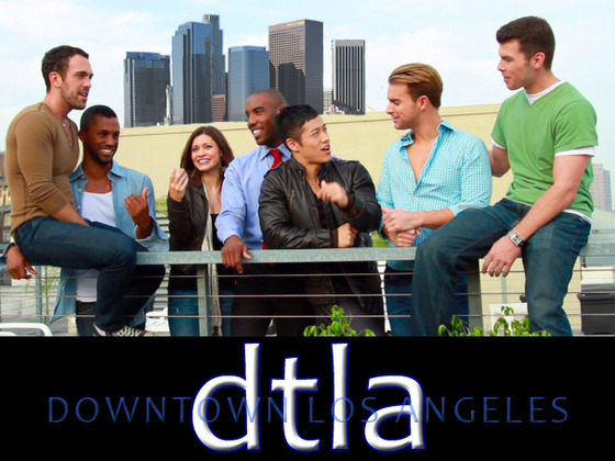 New Gay Series Dtla On Logo Axel Live Blog