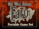 faro game set
