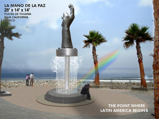 Peace Monuments in Mexico