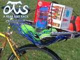 Otis – a Bat Wing Inspired Rear Bike Rack!