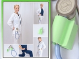 Introducing…The Lotus Stethoscope Holder