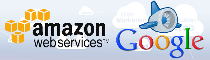 amazon web service google app engine