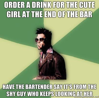 dating a bartender guy Help ma girlfriend is a bartender,she love to flirt even went visiting her at the bar ( she even give her # to everyone that think she is hot or cute) she even told me once that a guy.