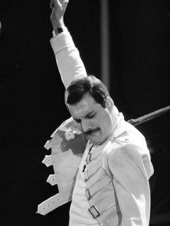 Freddie Mercury... El ultimo video : (