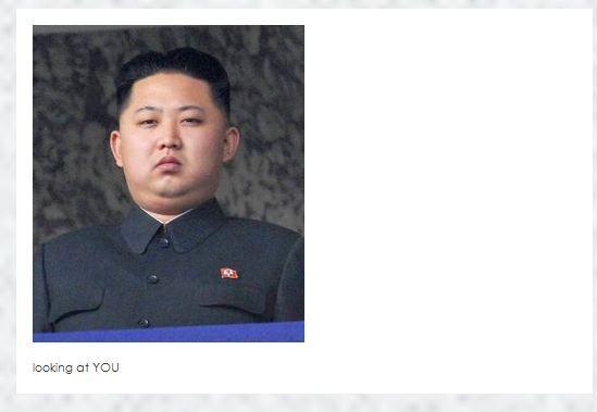 To Suckie Kimjongun