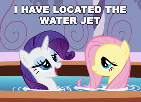 Terminate the ponys - Page 5 WaterJet