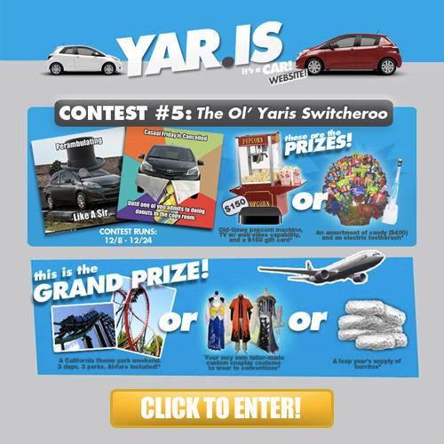 Yaris-contest