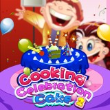 Cooking Celebration Cake 2