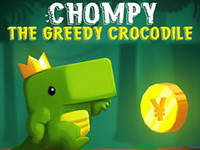 Chompy the Greedy Crocodile