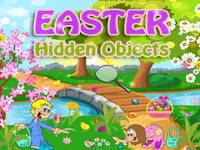 Easter Hidden Objects