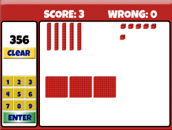 Base Ten Blocks | Place Value | Free Math Game for Elementary Students