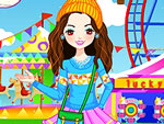 Colorful Life Dress Up