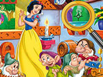 Snow White - Spot the Numbers