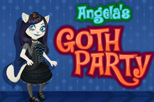Angela Goth Party