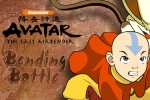 Avatar: The Last Air Bender - Bending Battle