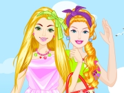 Barbi And Ellie Summer Vacation