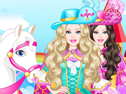 Barbie Musketeer Princess