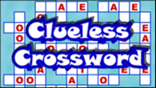Clueless Crossword