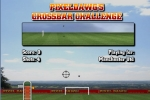 Crossbar Challenge Football