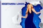 Cute Kristanna Loken Dress Up