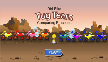 Dirt Bike Fractions
