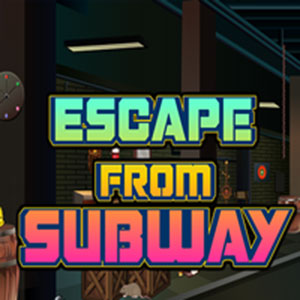Escape from subway