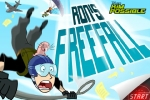 Kim Possible Ron's Freefall