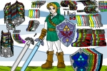 Link from Zelda Dress Up