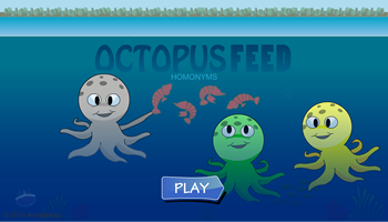 Octopus Feed Homonyms