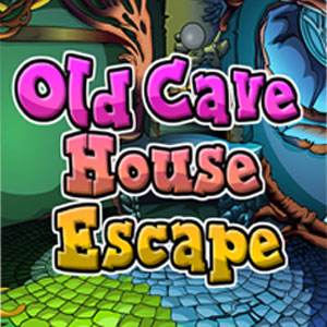 Old cave house escape