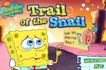 Sponge Bob Square Pants Trail Of The Snail