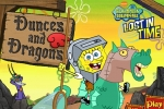 SpongeBob Dunces and Dragons Lost in Time