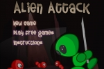 The Alien Attack
