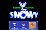 The Bear's Snowy Adventures