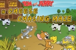 Tom And Jerry Cheese Chasing Maze