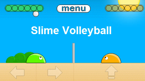 Slime Volleyball