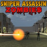 Sniper Assassin Zombies
