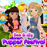 Zoe & Lily: Puppet Festival