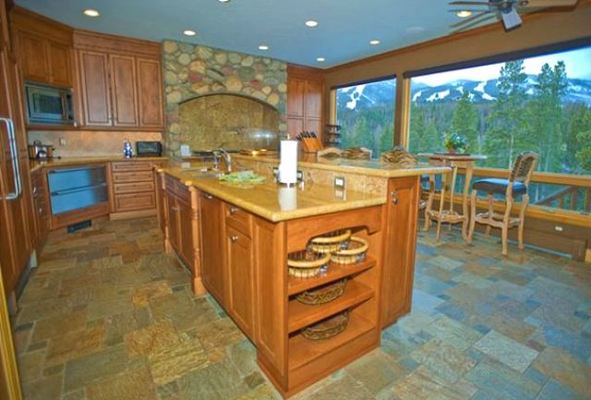 Breckenridge Colorado Cooking Kitchen