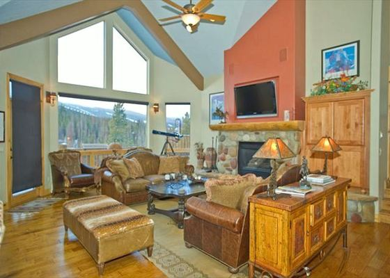 Breckenridge Colorado Great Room
