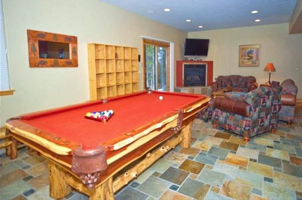 Breckenridge Colorado Recreation Room