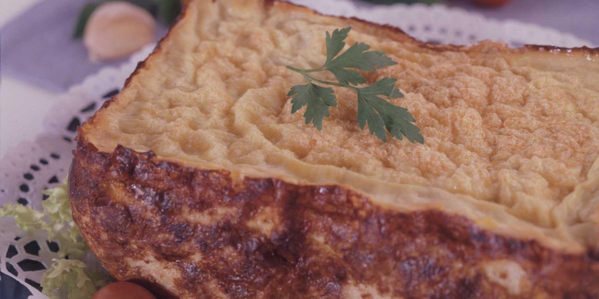 Pudding-mero-y-gambas