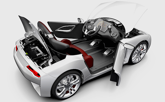 Electric Cars For  Year Olds India